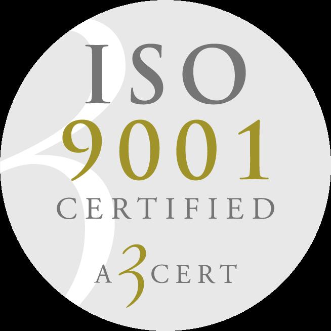 A3CERT_ISO-9001